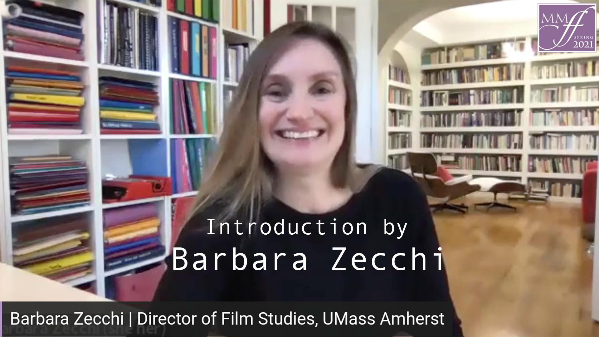 Introduction by Barbara Zecchi